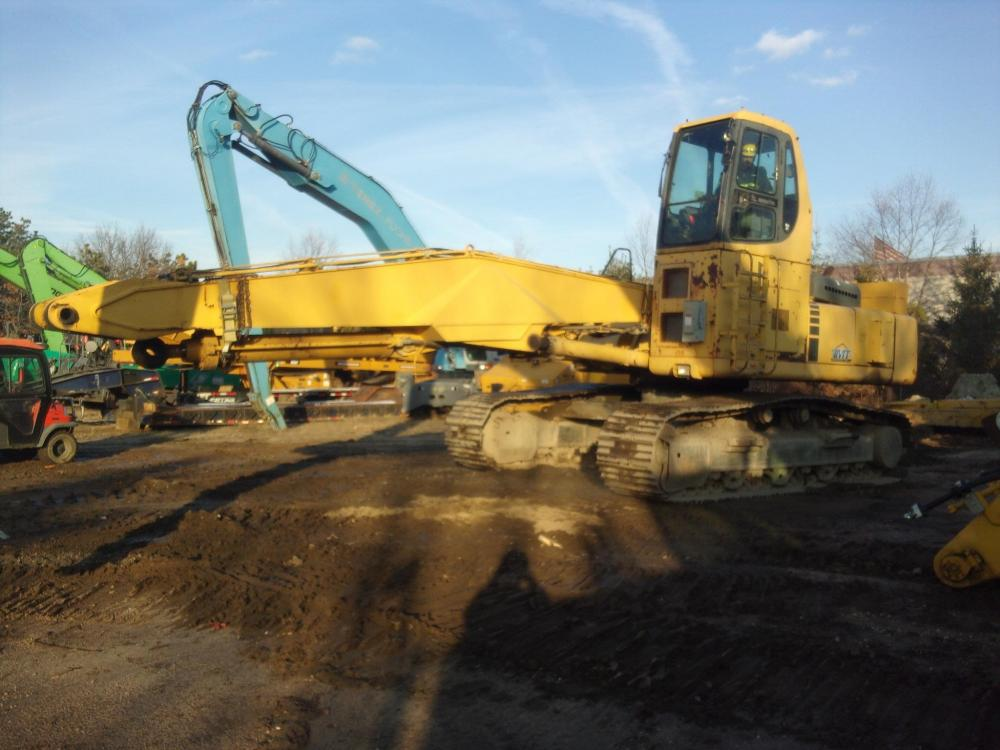 Detail photo of 1998 Komatsu PC450LC-6 from Construction Equipment Guide
