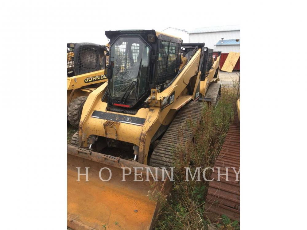 Detail photo of 2006 Caterpillar 287B from Construction Equipment Guide