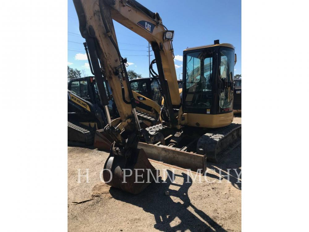 Detail photo of 2005 Caterpillar 304CR from Construction Equipment Guide