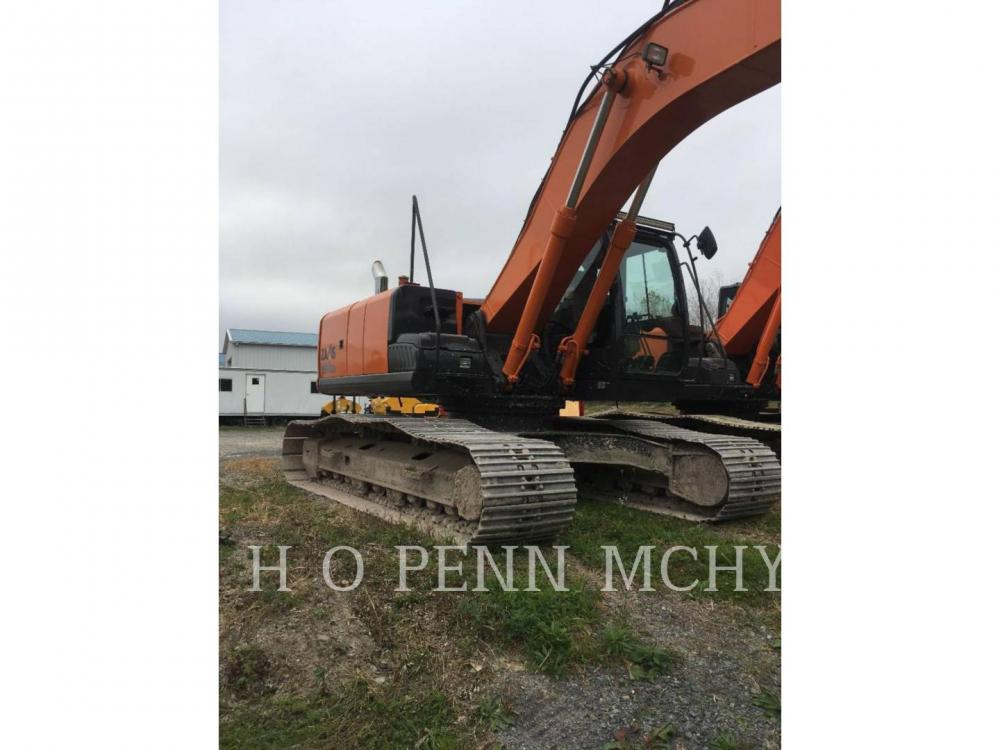 Detail photo of 2012 Hitachi ZX250LC-5 from Construction Equipment Guide