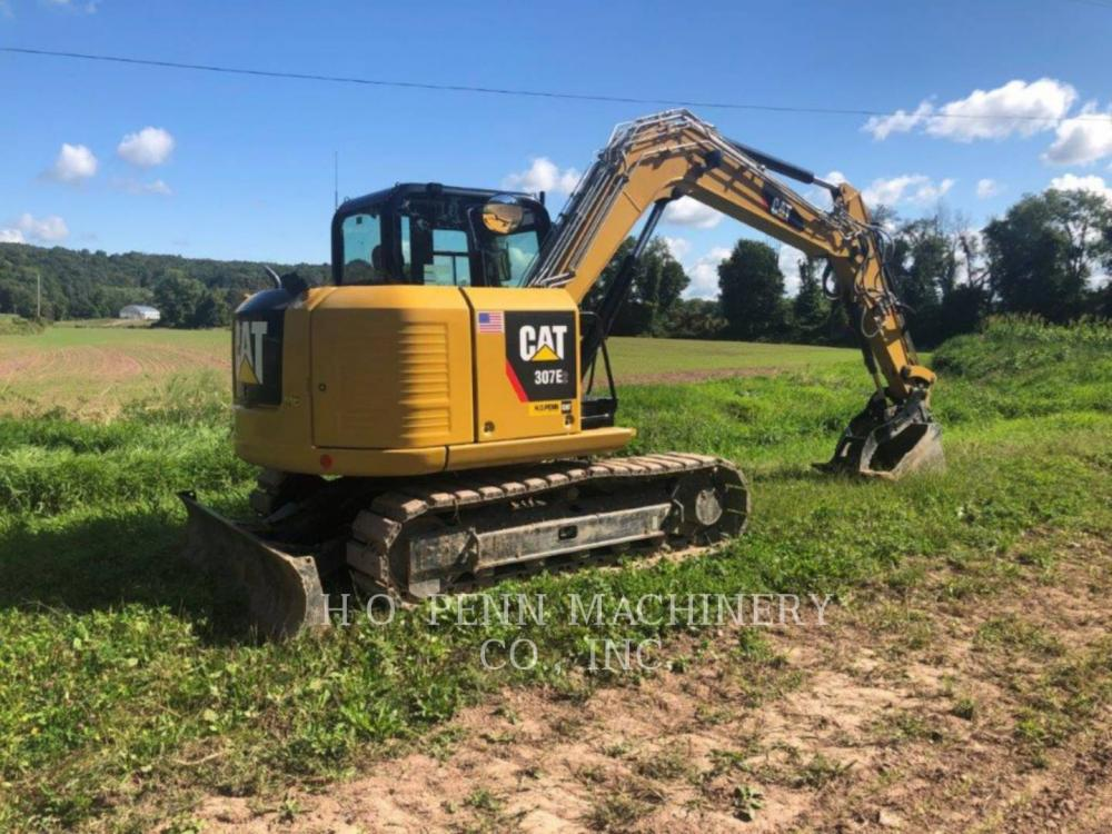 Detail photo of 2016 Caterpillar 307E2 from Construction Equipment Guide