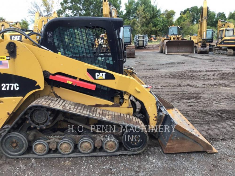 Detail photo of 2011 Caterpillar 277C from Construction Equipment Guide