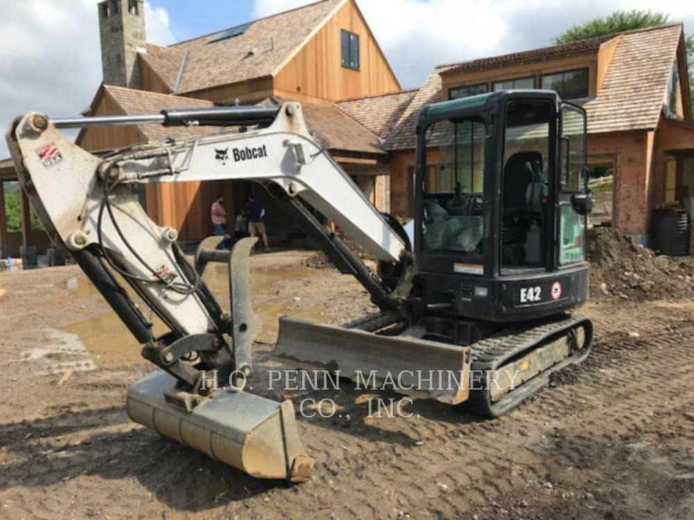 Detail photo of 2019 Bobcat E42 from Construction Equipment Guide