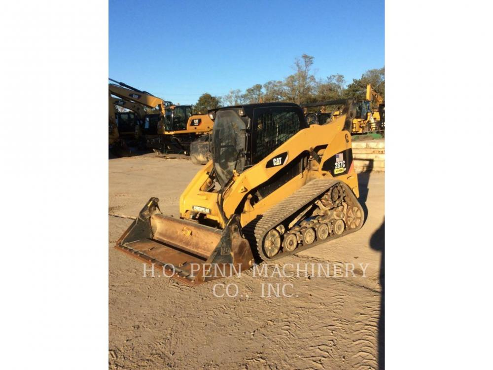 Detail photo of 2007 Caterpillar 287C from Construction Equipment Guide