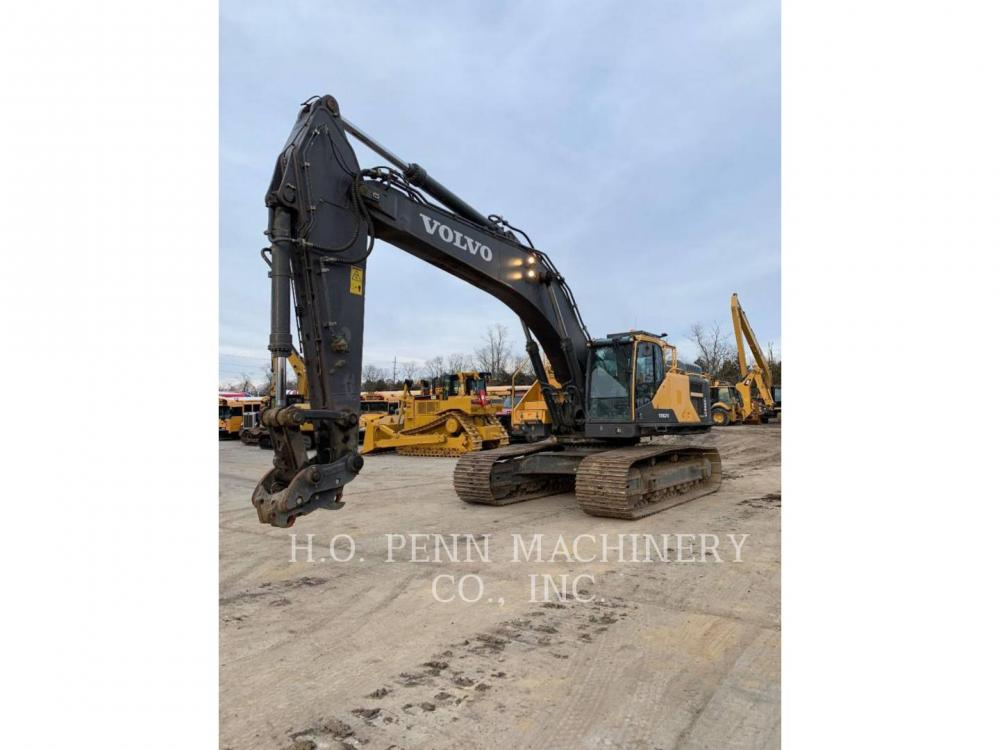 Detail photo of 2015 Volvo EC480EL from Construction Equipment Guide