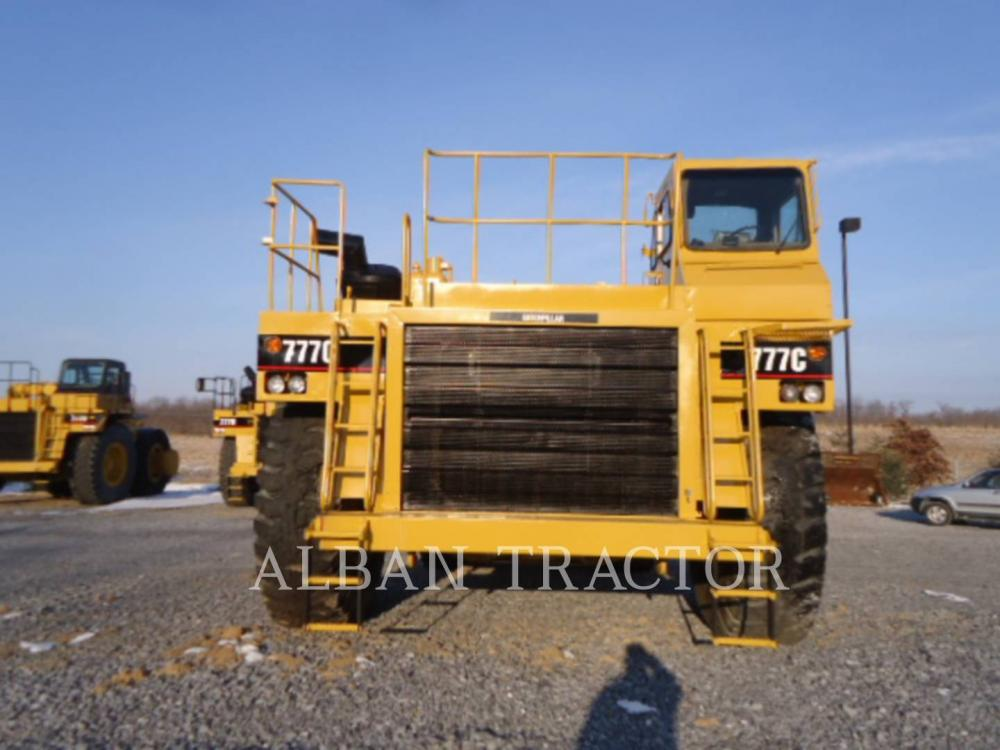 Detail photo of 1993 Caterpillar 777C from Construction Equipment Guide