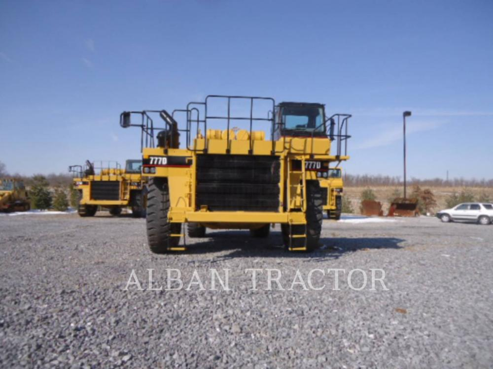 Detail photo of 2006 Caterpillar 777D from Construction Equipment Guide
