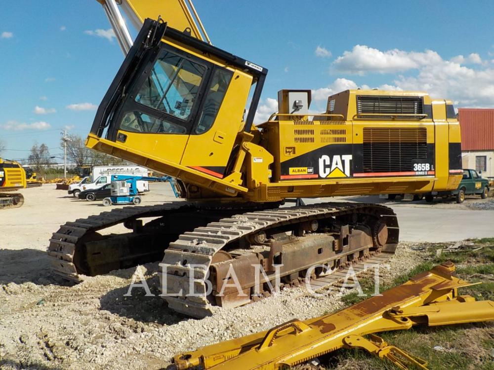 Detail photo of 2005 Caterpillar 365B from Construction Equipment Guide