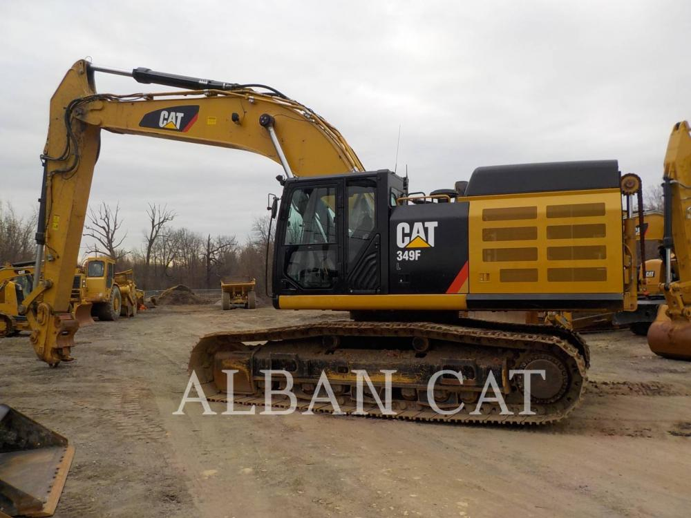 Detail photo of 2016 Caterpillar 349FL from Construction Equipment Guide