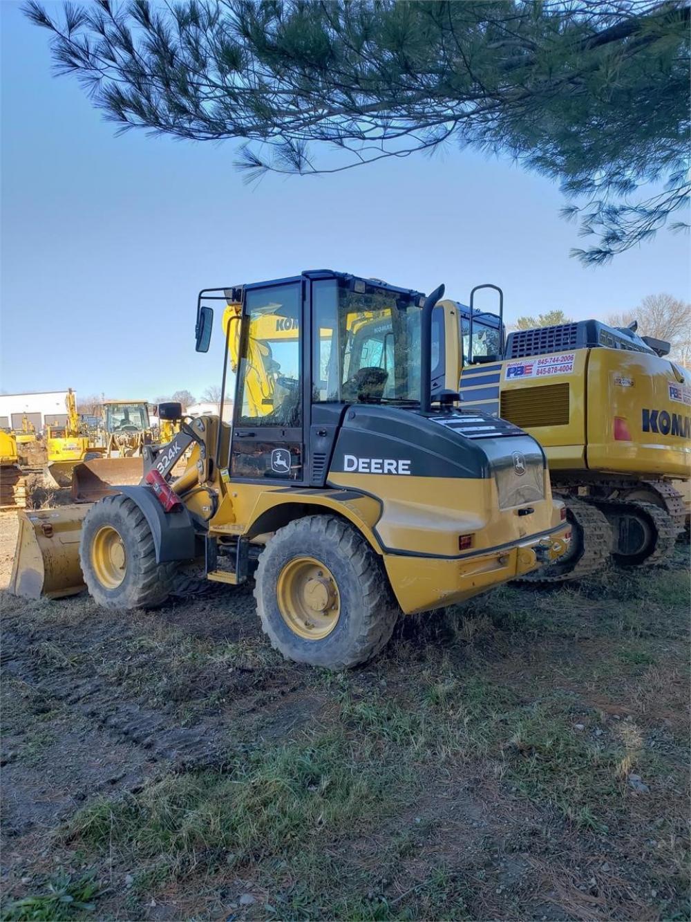 Detail photo of 2016 John Deere 324K from Construction Equipment Guide