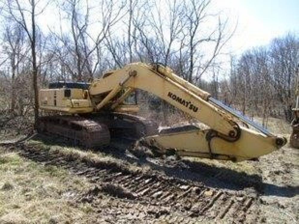 Detail photo of 2001 Komatsu PC300LC-6LE from Construction Equipment Guide