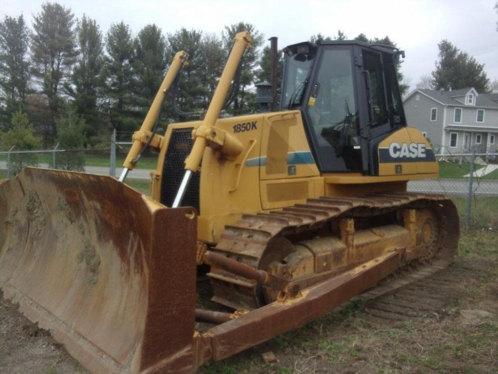 Detail photo of  Case 1850K from Construction Equipment Guide