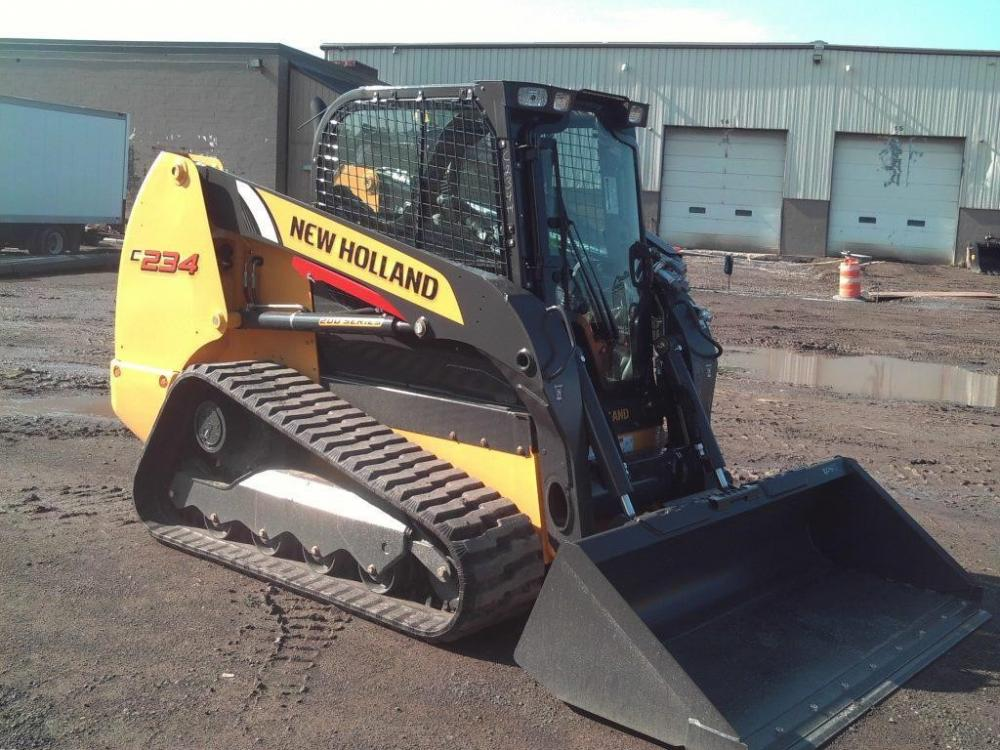 Detail photo of 2017 New Holland C234 from Construction Equipment Guide
