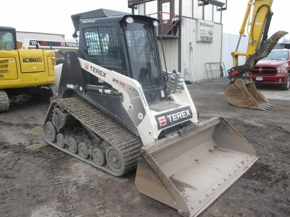 Detail photo of 2014 Terex PT-75 from Construction Equipment Guide