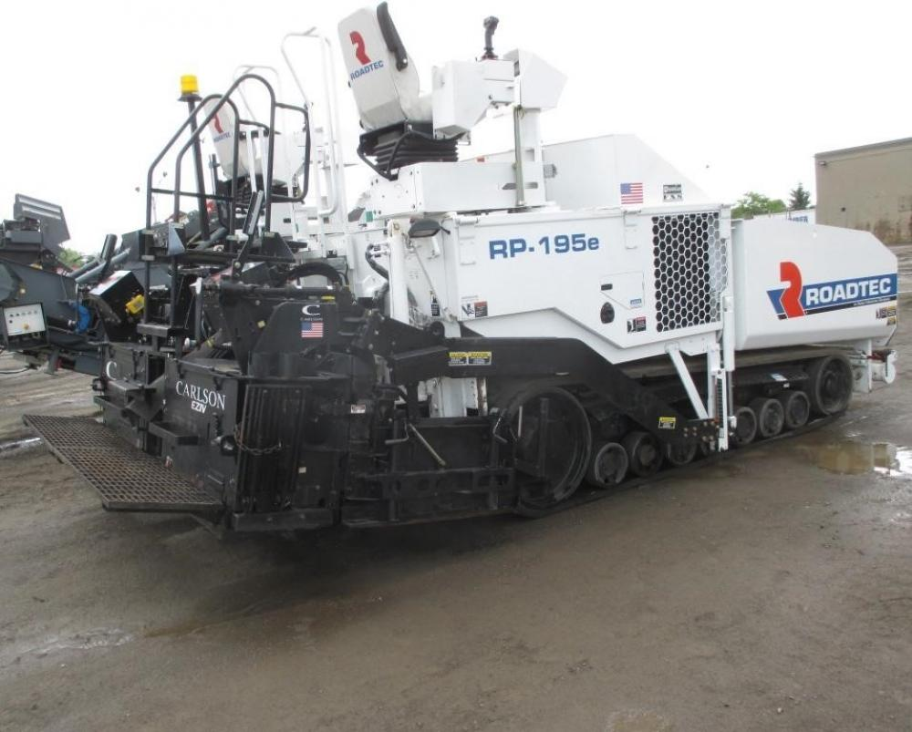 Detail photo of 2015 Roadtec RP195E from Construction Equipment Guide