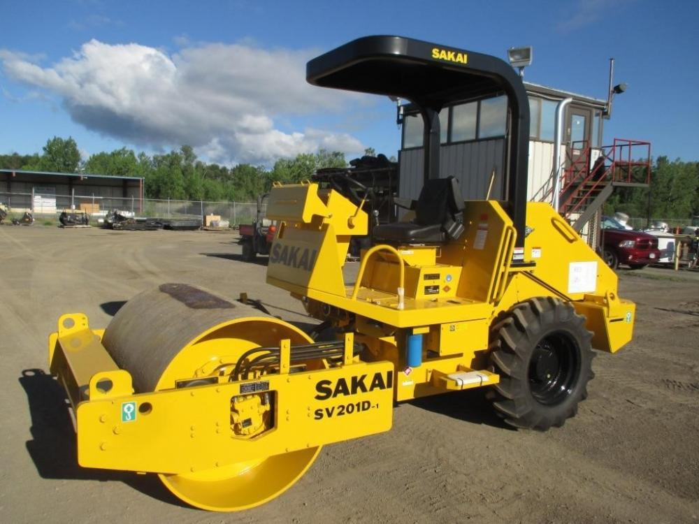 Detail photo of 2016 Sakai SV201D-1 from Construction Equipment Guide