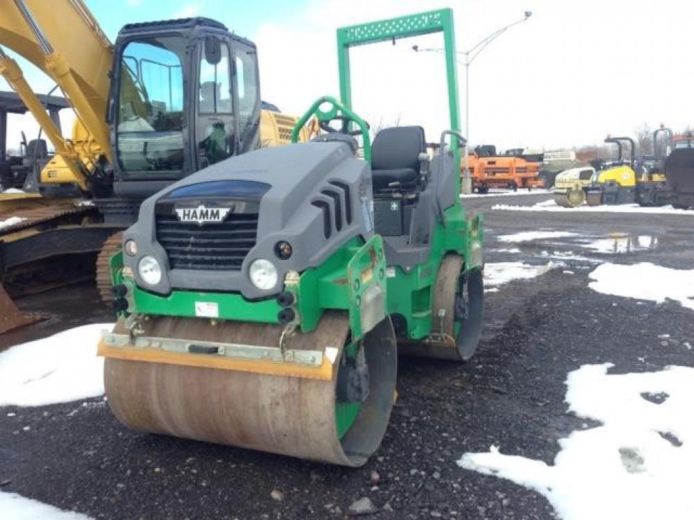Detail photo of 2012 Hamm HD 12VV from Construction Equipment Guide