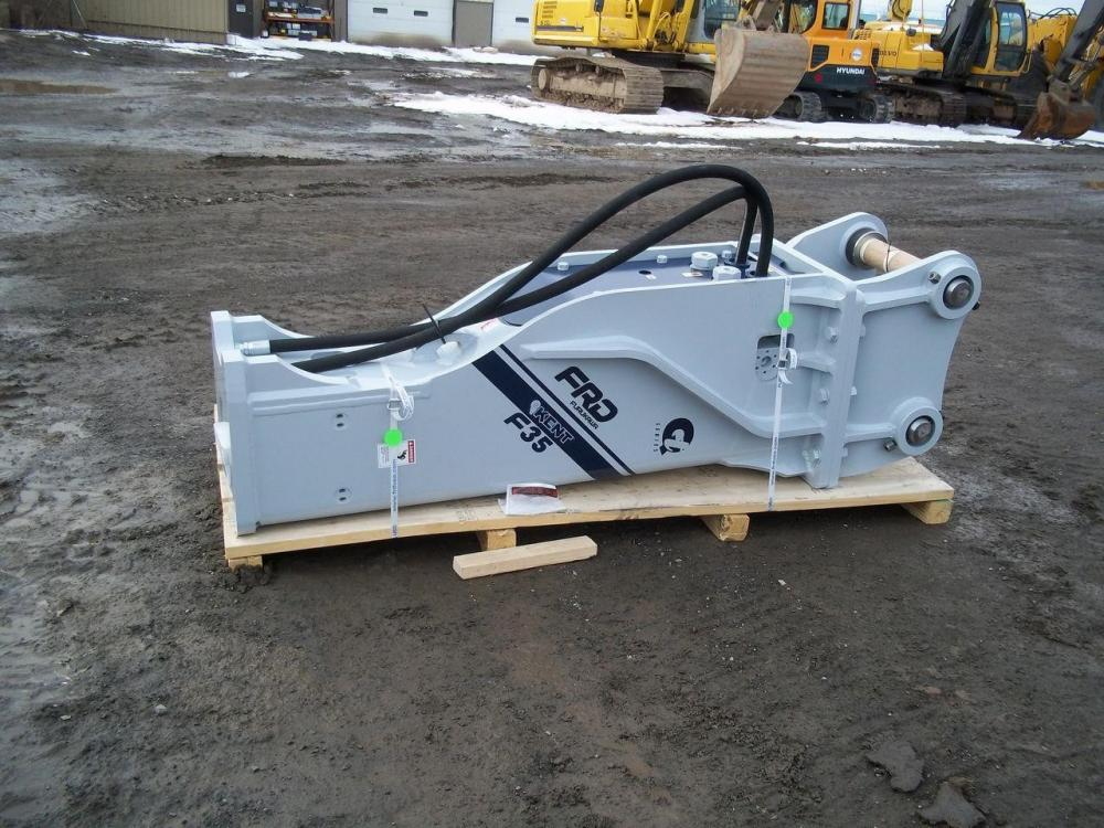 Detail photo of 2013 Kent KF35QT from Construction Equipment Guide