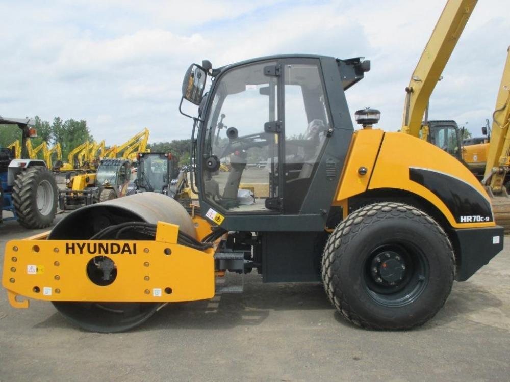 Detail photo of 2016 Hyundai HR70C-9 from Construction Equipment Guide