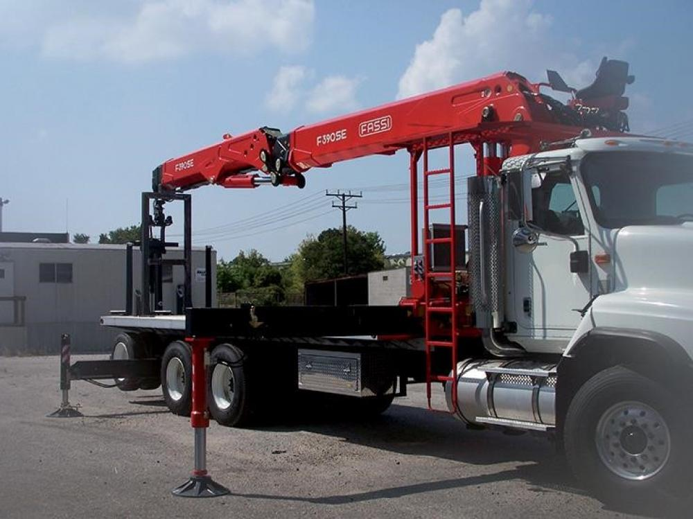Detail photo of 2017 Fassi F390SE.24 from Construction Equipment Guide