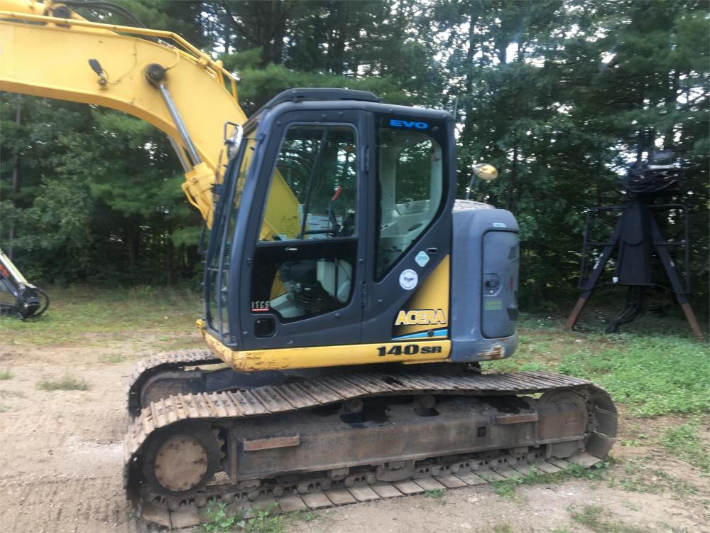 Detail photo of 2011 Kobelco SK140 from Construction Equipment Guide