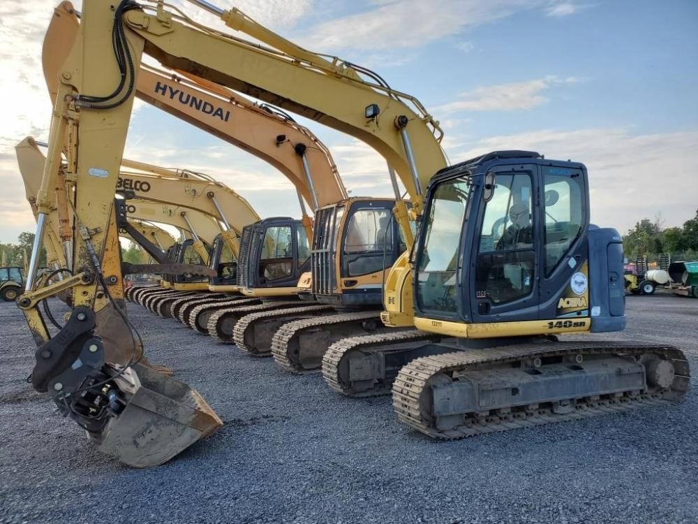 Detail photo of 2012 Kobelco SK140 from Construction Equipment Guide