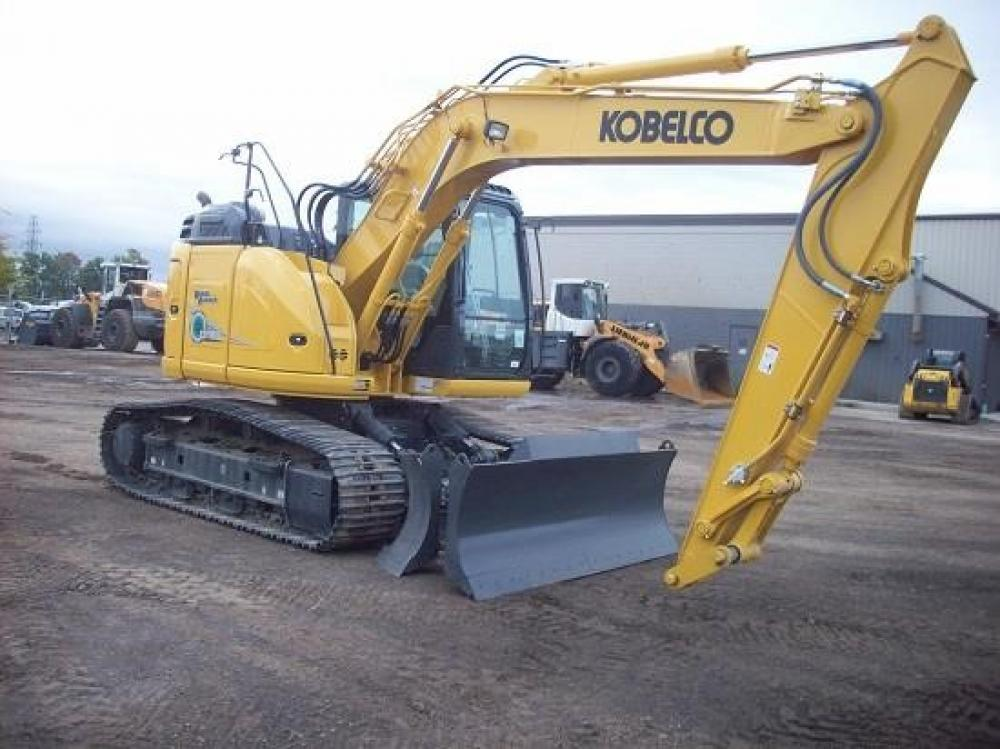 Detail photo of 2018 Kobelco ED160 from Construction Equipment Guide