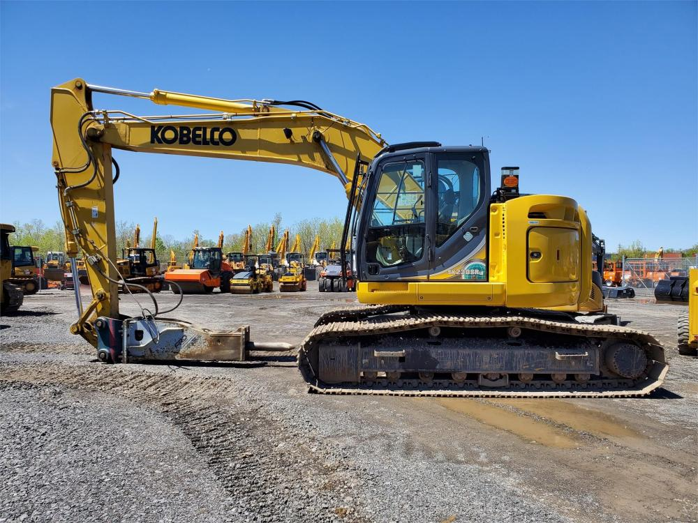 Detail photo of 2017 Kobelco SK230SR LC-5 from Construction Equipment Guide
