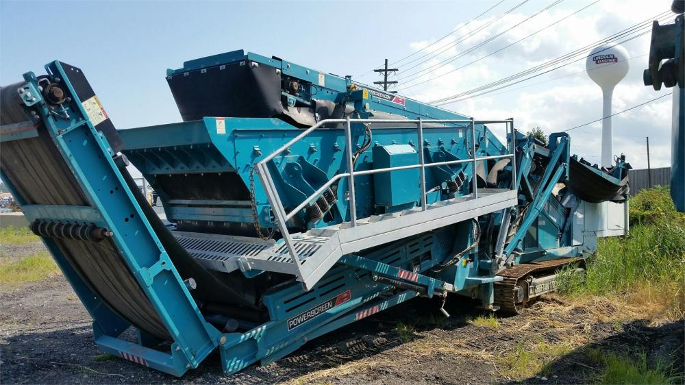 Detail photo of 2013 Powerscreen CHIEFTAIN 1700S from Construction Equipment Guide