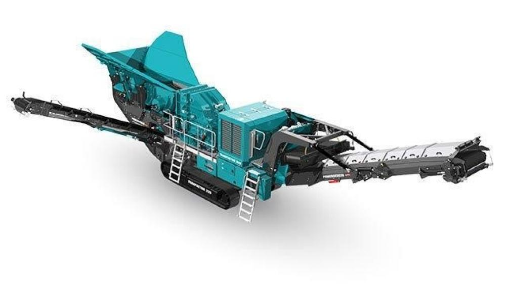 Detail photo of 2014 Terex XH320 from Construction Equipment Guide
