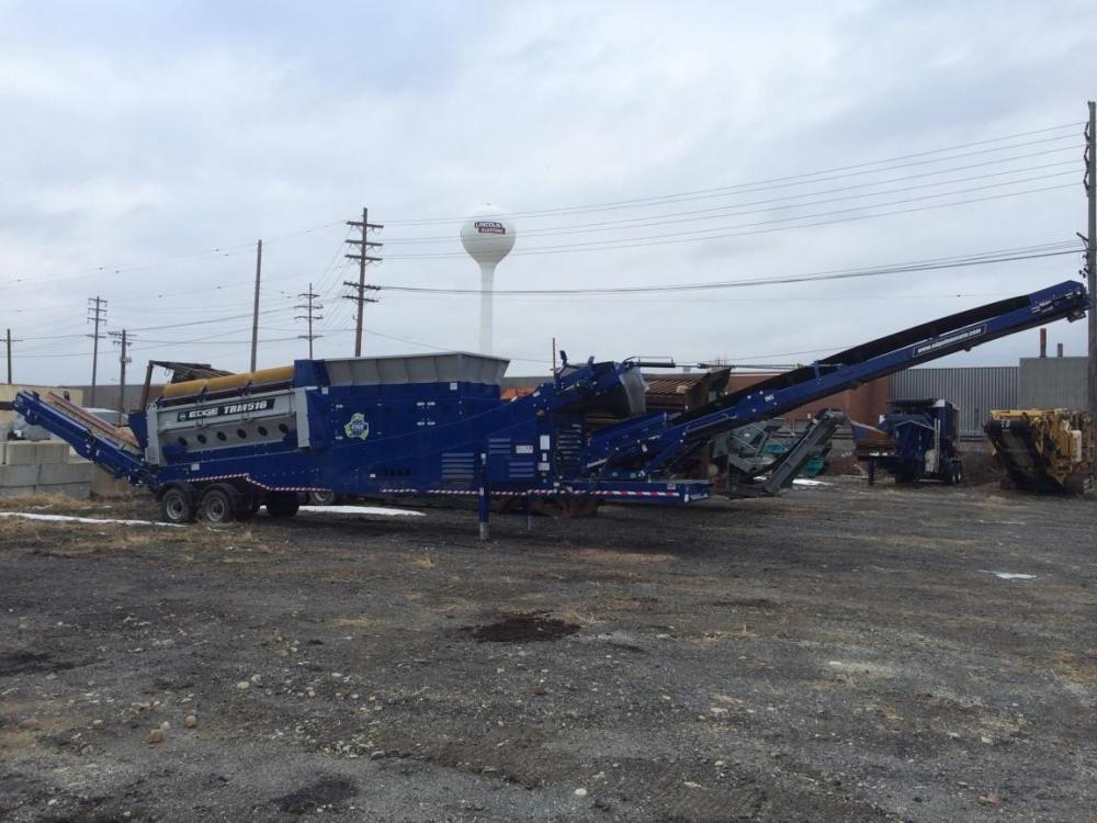 Detail photo of 2015 Edge Manufacturing TRM516 from Construction Equipment Guide