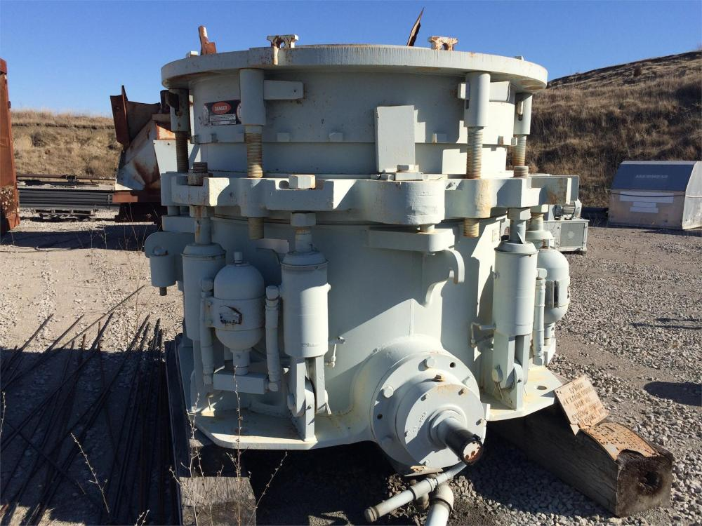 Detail photo of 1990 Nordberg 1352 from Construction Equipment Guide