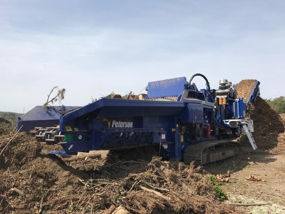 Detail photo of 2018 Peterson Pacific 4710D from Construction Equipment Guide