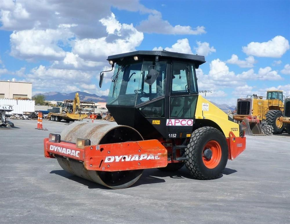 Detail photo of 2013 Dynapac CA152D from Construction Equipment Guide