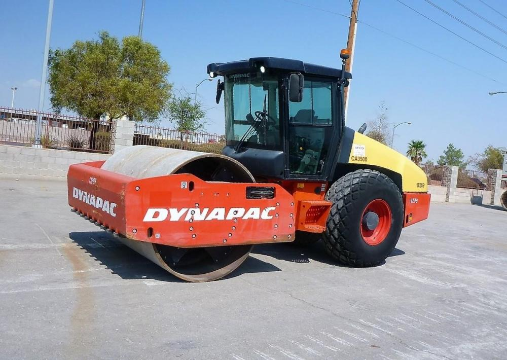 Detail photo of 2013 Dynapac CA3500D from Construction Equipment Guide