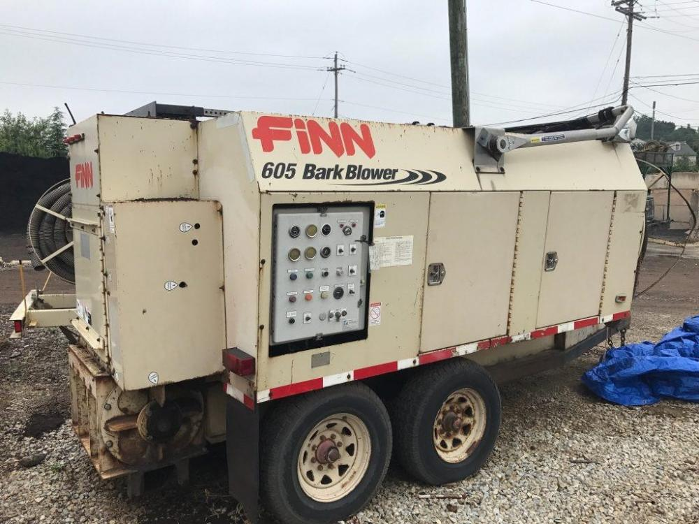 Detail photo of 2001 Finn BB605 from Construction Equipment Guide