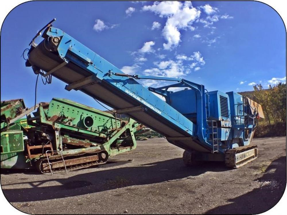 Detail photo of 2004 Terex Pegson 1180 PREMIERTRAK from Construction Equipment Guide