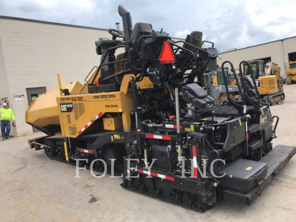 Detail photo of 2017 Caterpillar AP655F from Construction Equipment Guide