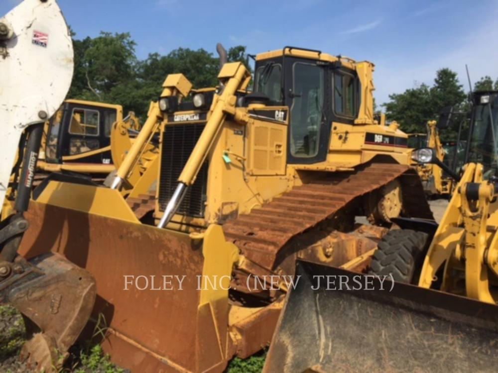 Detail photo of 2006 Caterpillar D6R LGP III from Construction Equipment Guide