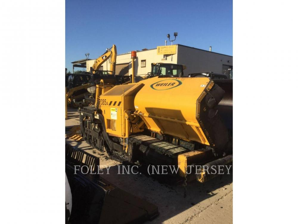 Detail photo of 2014 Weiler P385A from Construction Equipment Guide