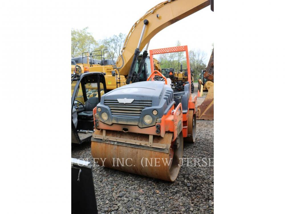 Detail photo of 2010 Hamm HD 14W from Construction Equipment Guide