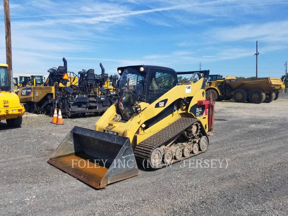Detail photo of 2007 Caterpillar 297C from Construction Equipment Guide