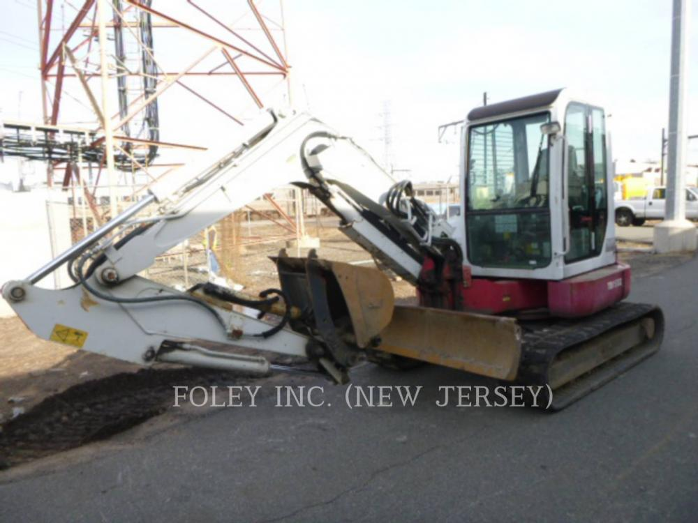 Detail photo of 2006 Takeuchi TB153FR from Construction Equipment Guide