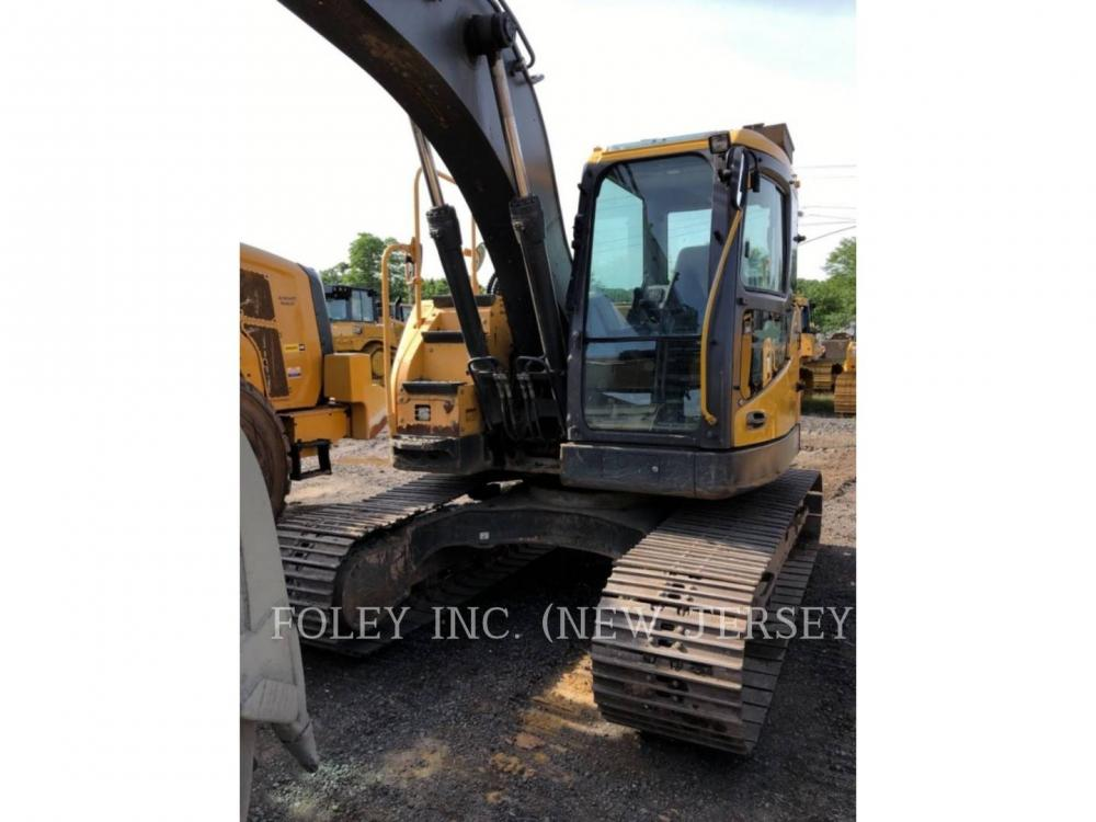 Detail photo of 2010 Volvo ECR145CL from Construction Equipment Guide