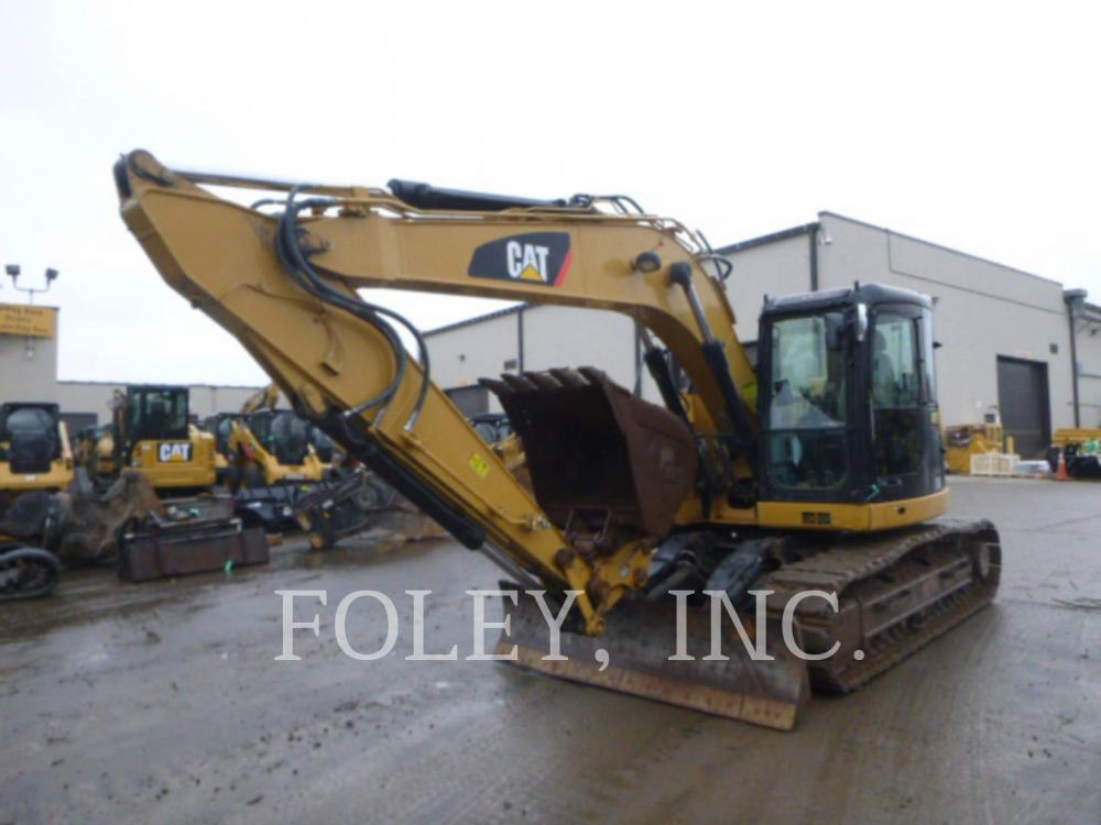 Detail photo of 2012 Caterpillar 314D LCR from Construction Equipment Guide