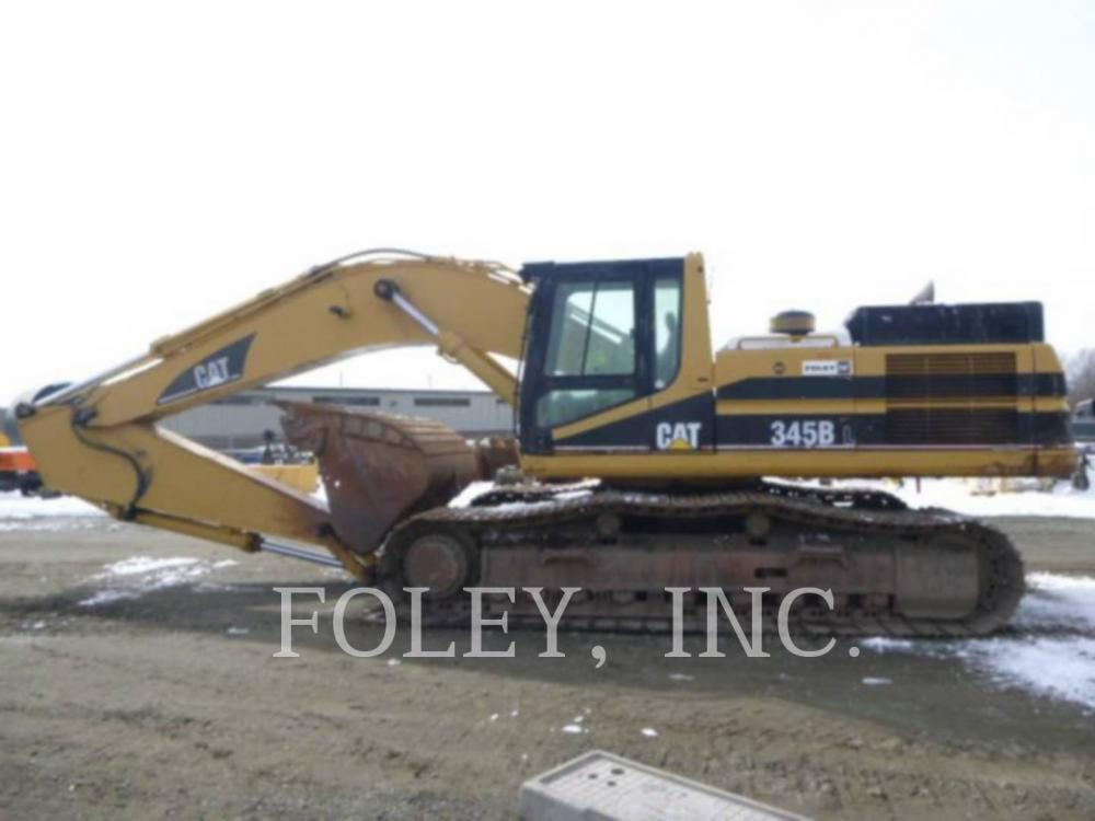 Detail photo of 2001 Caterpillar 345B II from Construction Equipment Guide