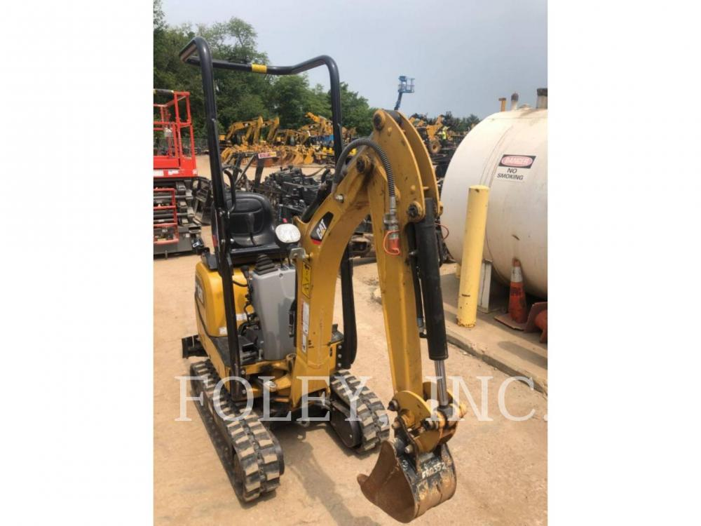 Detail photo of 2017 Caterpillar 300.9D from Construction Equipment Guide