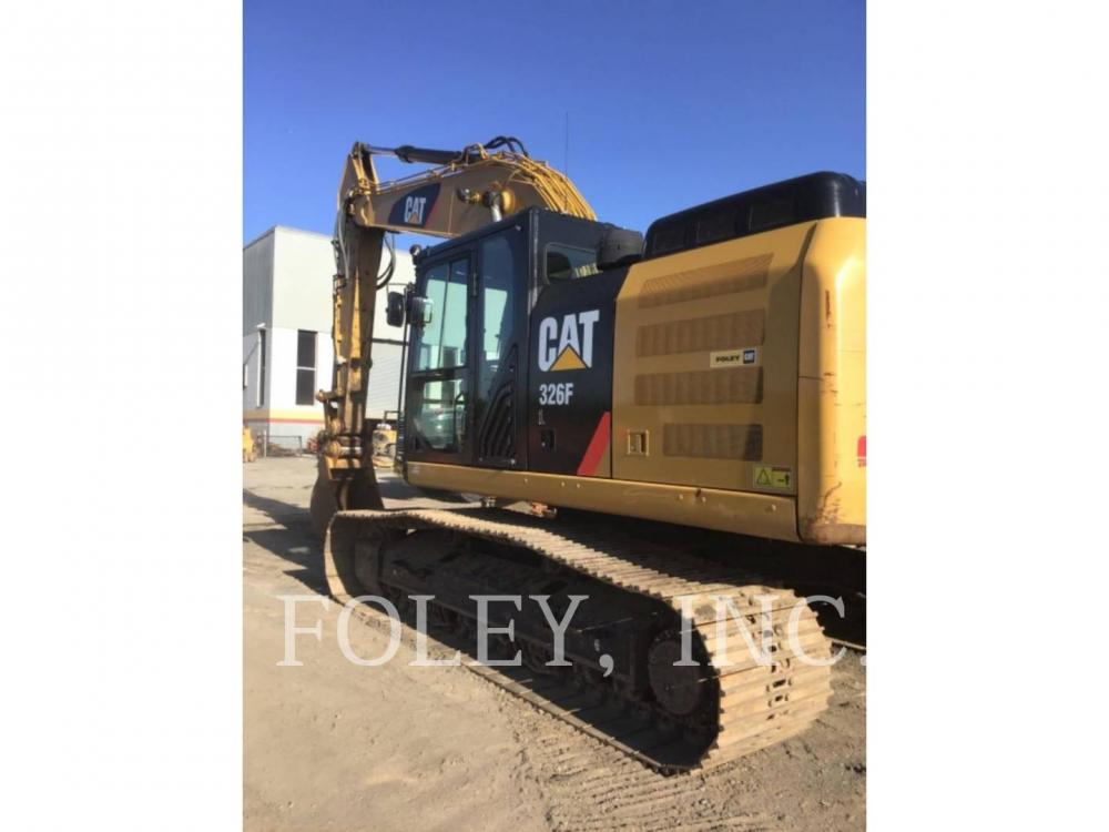 Detail photo of 2015 Caterpillar 326F from Construction Equipment Guide