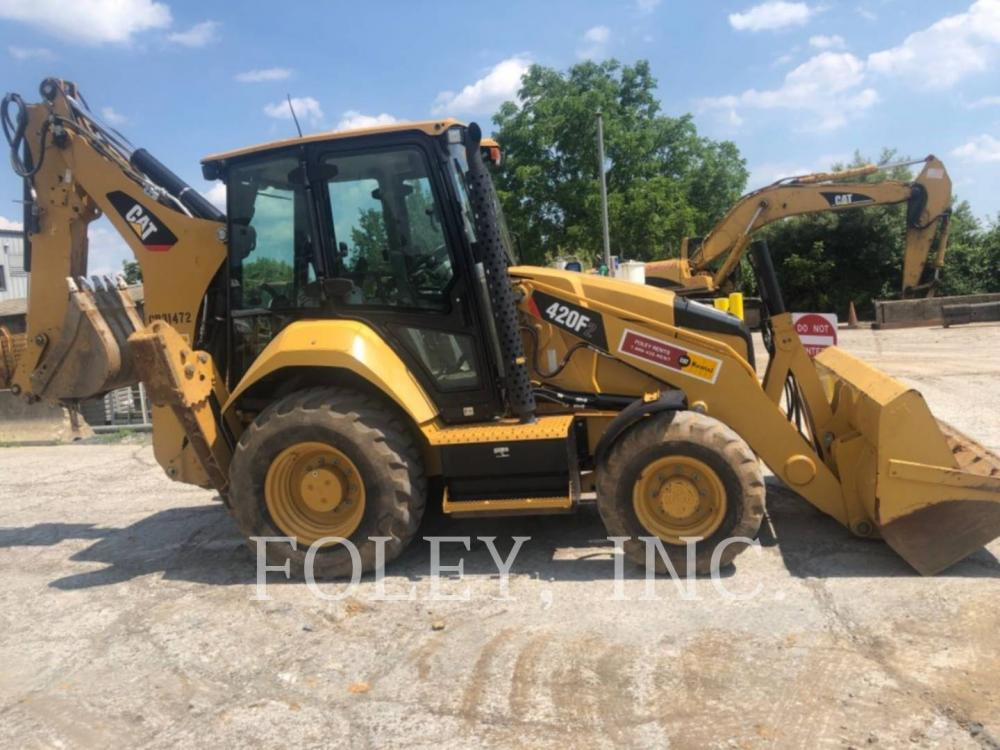 Detail photo of 2015 Caterpillar 420F2 from Construction Equipment Guide
