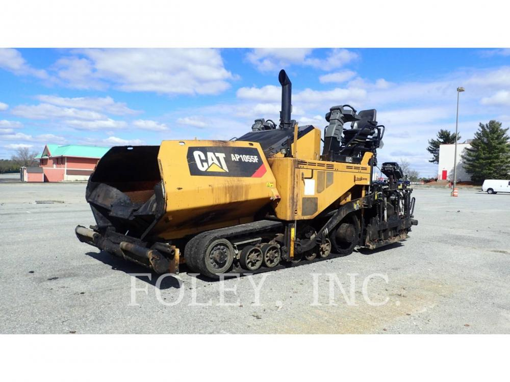 Detail photo of 2015 Caterpillar AP1055F from Construction Equipment Guide
